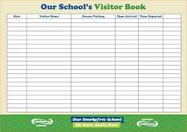 log book template 6 visitor log book outline templates