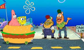 review the spongebob squarepants