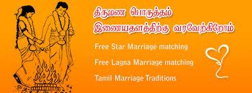 Birth Chart Calculator In Tamil Thirumana Porutham Lagna Porutham In Tamil Lagna Marriage