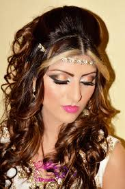 asian stani indian hindu sikh bridal mughal style hair makeup bradford leeds huddersfield shipley halifax