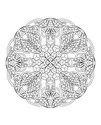 This Mandala Coloring Book For Grown Ups Is The Creative S Way To