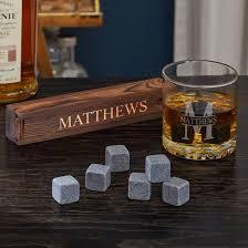 cool custom whiskey gift set