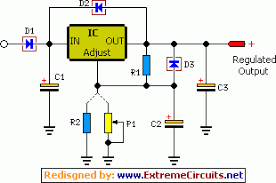 circuit diagram 15v dc power supply the wiring diagram variable regulated power supply circuit diagram nodasystech wiring diagram