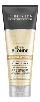 <b>Кондиционер для светлых волос</b> Sheer Blonde Highlight ...