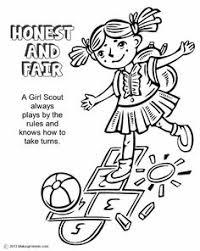 Small Picture Daisy Girl Scout Coloring Page Printable page for daisys to