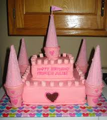 Princess Cake Ideas For 4 Year Old A Castle The To Make Pic Easy