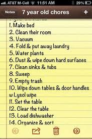 7 Year Old Chores 7 Year Old Chores Chores For Kids