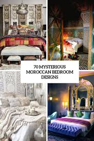 Moroccan Themed Bedroom Designs 70 Mysterious Moroccan Bedroom Designs Digsdigs