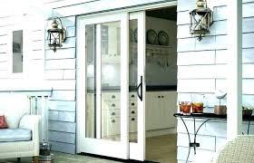 sliding glass door with built in blinds for doors inside marvin patio andersen