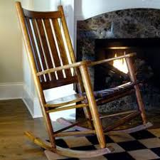 5 farm road rocking chair by dixie seating pany