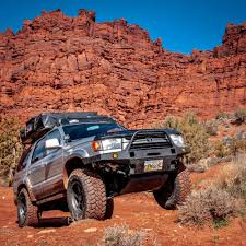 Built to suit your needs. 3rd Gen 4runner High Clearance Front Bumper Kit Coastal Offroad