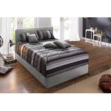 Die schönen polsterbetten bieten ihnen genau den komfort, den die. Maintal Polsterbett Mit Strukturstoff Und Kunstleder Baur