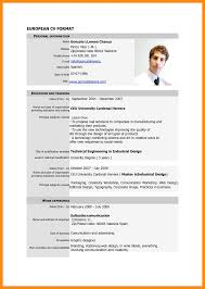 Resume How To Write Cv For Job Application Manager Resume Format