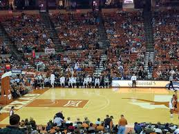 Texas Basketball Seating Chart Frank Erwin Center Texas Seating Guide Rateyourseats Com