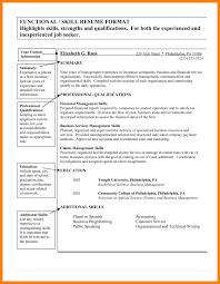 6 Strengths For Resume Cv For Teaching