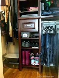 ways to organize a small closet small closet organization organizing a small closet how to organize