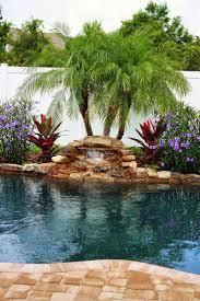 Dark pool finish Nairobi rock waterfall pool