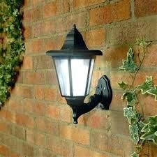 swinging solar outdoor wall lighting outdoor wall lantern lights outdoor garden wall lights solar led