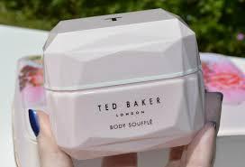 ted baker pink beauty bag gift set