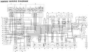 yamaha xs650 wiring schematic wiring diagram 1976 yamaha xs650 wiring diagram