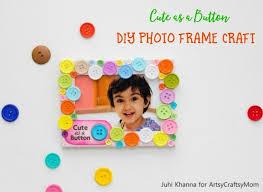 cute as a on diy photo frame