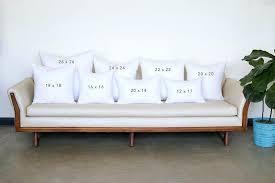 22×22 Pillow Insert