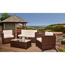 rattan garden furniture cover. Tuscany Rattan Garden Set With Or Without Protective Cover Furniture O