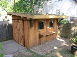 Small Picture Garden shed designs