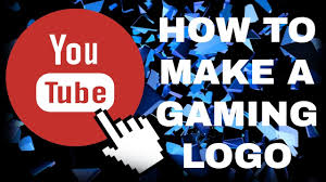 Youtube Logo Design Free How To Make A Gaming Logo For Your Channel Easy No Photoshop Free