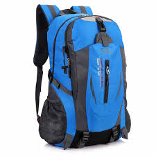 45L Waterproof Nylon Camping Travel Bags <b>Outdoor Sport</b> ...