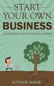 educational book cover nonfiction business entrepreneur
