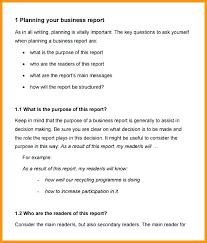 Best Image Short Report Format Template Inspiration Unique Business