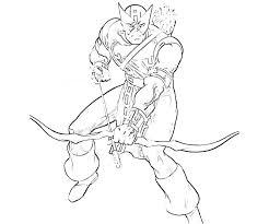 Small Picture Downloads Online Coloring Page Hawkeye Coloring Pages 90 With