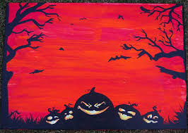 october paint by pint art class tailgate beer nashville 24 october