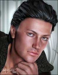 Prince Hair Style royal prince hair 3d models and 3d software by daz 3d 7700 by stevesalt.us