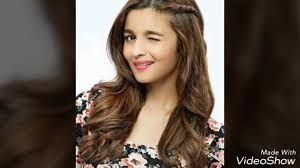Hair Style For Big Forehead three cute hairstyles inspired by alia bhatt diy hairstyles 2103 by wearticles.com