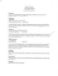 Teen Job Resume Sample Resume Templates