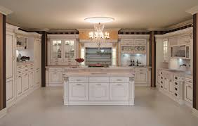 Kitchen Closet Fancy Traditional Kitchen Cabinet With White Color Kitchen