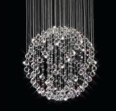 chandeliers glass ball chandelier over hanging lighting crystal is preferred other types of chandeliers anthropologie