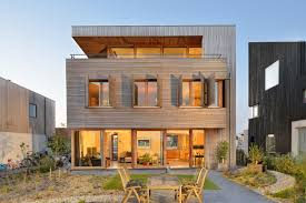 Modern Wood House Modern Architecture Wood Bellagio Way Residence For Design Ideas