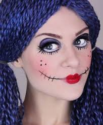 rag doll makeup for try it with crcmakeup