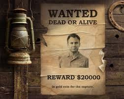 Example Of A Wanted Poster Amazing Wanted Poster PhotoFunia Free Photo Effects And Online Photo Editor