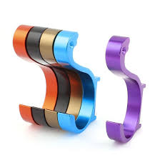 colorful coat hooks. DIY Colorful Clothes Hooks Bedroom Furniture Coat Garment Hangers 5pcs - B00REFC52U R
