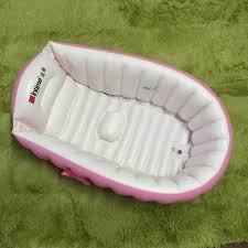 children bathtub 98x65x28cm inflatable bath tub child tub cushion foot air pump warm winner keep warm folding portable bathtub bath tub bath tub bath tub