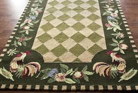 washable rooster rugs country rooster kitchen rugs picture design