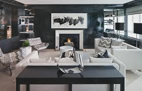 Exceptional Wohnzimmer Einrichten: Ideen In Weiß, Schwarz Und Grau, Innenarchitektur  Ideen Gallery