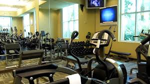 mgm grand signature tower 1 fitness center