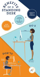 we love standing desks at caretta workspace check out the health benefits of having a standing desk