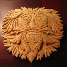 Relief Carving Patterns Mesmerizing Relief Carving Making Wood Chips