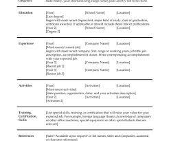 Full Size of Resume:resume Nouns Wonderful Blank Resume Templates 79  Wonderful Free Blank Resume ...